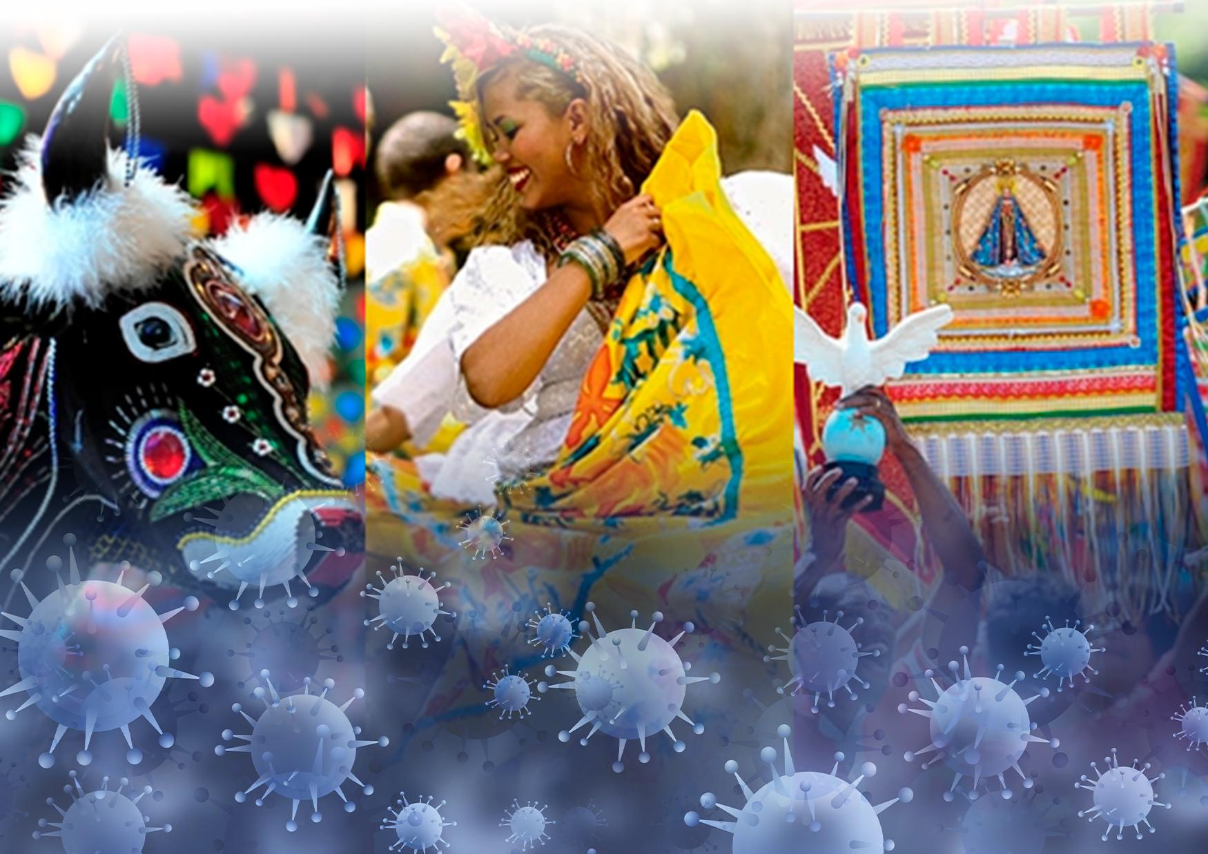 Foto blog Manifestações culturais x coronavírus
