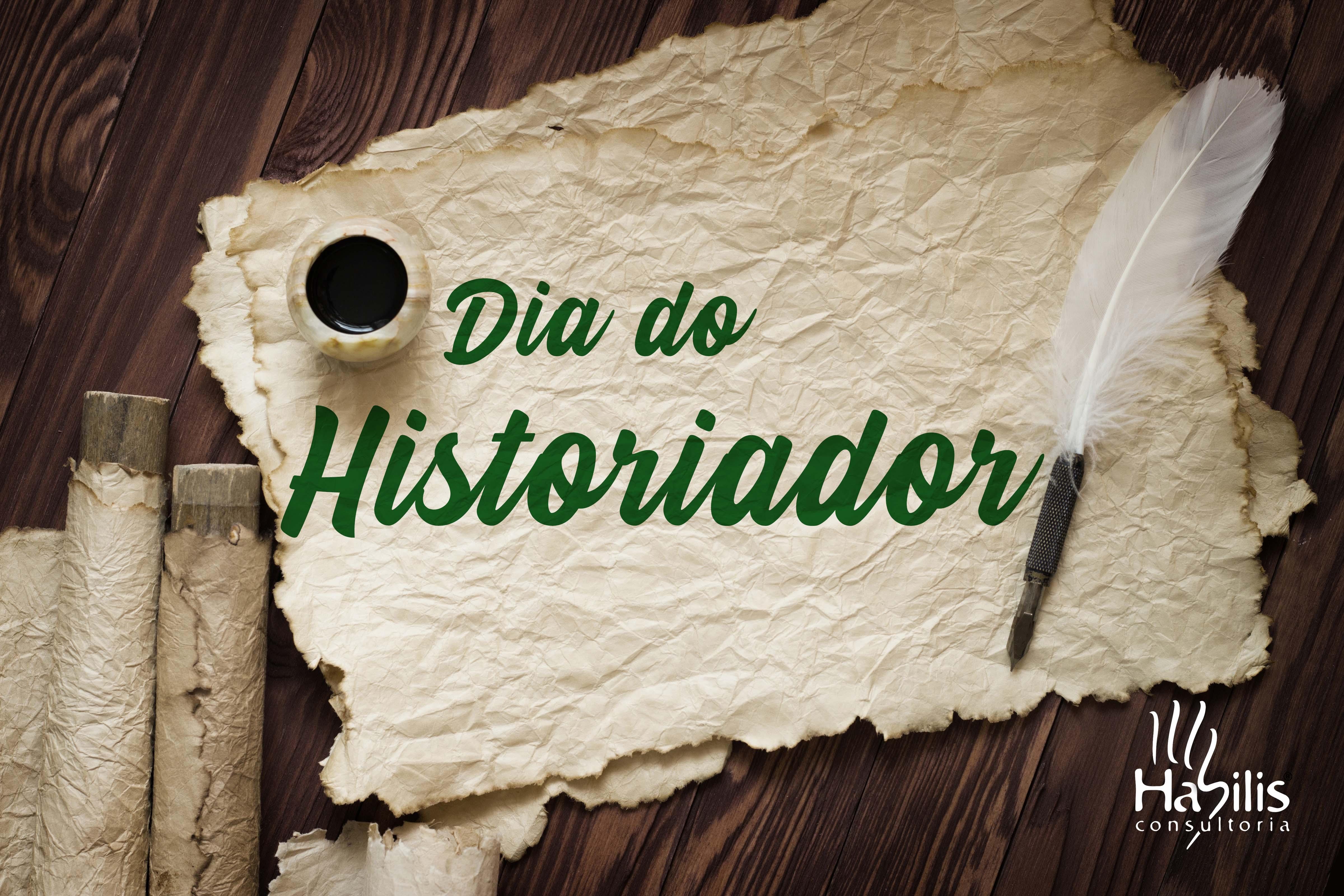 Imagem dia do historiador